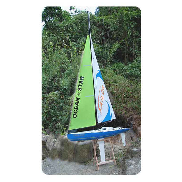 Ocean Racing Yacht 2.2m RTR - HOBBY TOYS